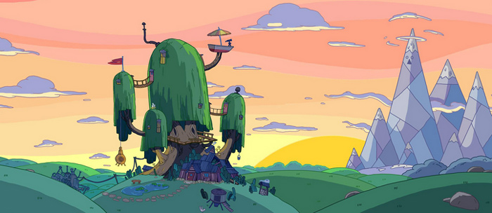 adventure-time-treehouse
