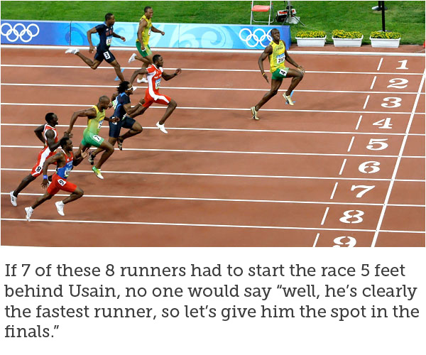 fastest-runner-fallacy