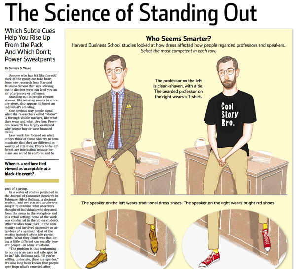 science-of-standing-out