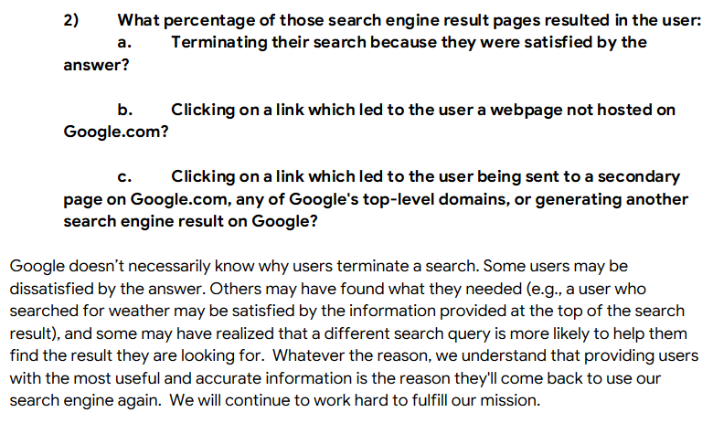 How Much of Google's Search Traffic is Left for Anyone But Themselves?   SparkToro
