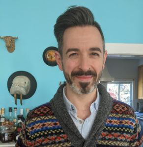 Rand Fishkin at home in quarantine, January 2021